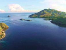 Sebayur island is a perfect place for water sports. You don't need to carry own diving equipment.